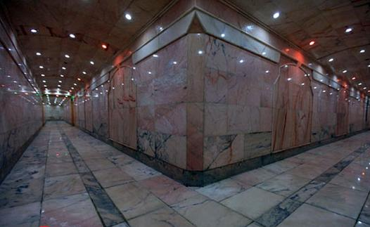 هیئت عاشورا - تصاویر جدید از سرداب حرم حضرت ابوالفضل العباس(ع)